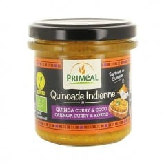 Quinoade Indienne Quinoa Curry Coco