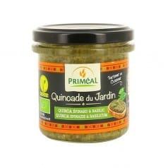 Quinoade du Jardin Quinoa Epinard & Basilic