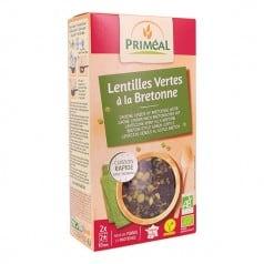 Lentilles Vertes à la Bretonne