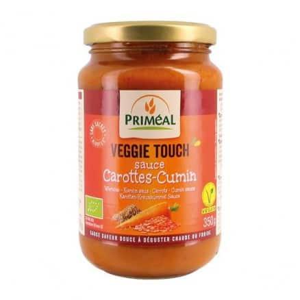 Veggie Touch' Sauce Carottes-Cumin