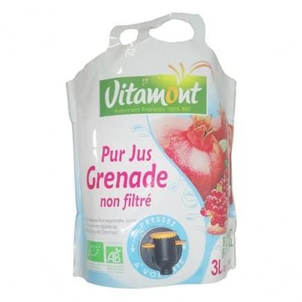 Fontaine Pur jus Grenade Non Filtré