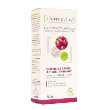 Crème Intensive Triple Action Anti-âge
