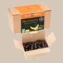 Ballotin d'Orangettes Chocolat Noir