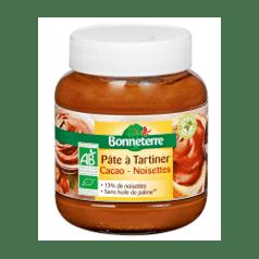 Pâte à Tartiner Cacao Noisettes
