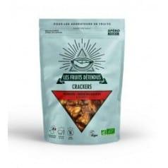 Crackers Tomate Noix de Cajou Paprika