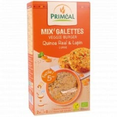 Mix' Burger Quinoa & Légumes