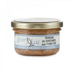 Terrine de Sardines aux Tomates