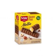 Barre Chocolatée Coeur Noisette Sans Gluten Melto