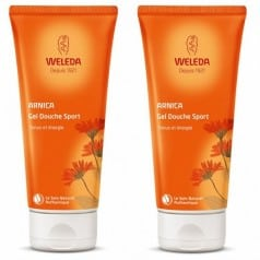 Duo Gel Douche Sport Arnica 2X200ML
