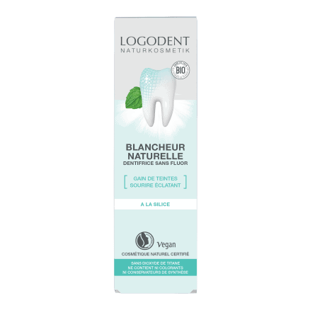 Dentifrice Blancheur Logodent