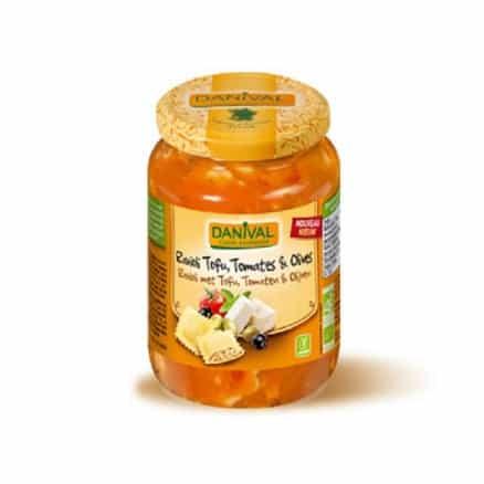 Danival Ravioli Tofu bio 670 g