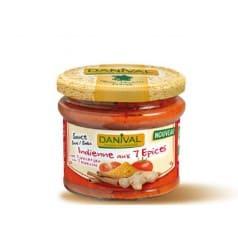 Sauce Indienne aux 7 Epices