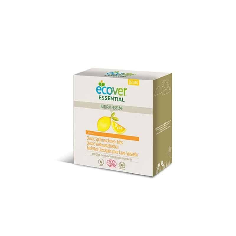 ecover  Ecover Tablettes Classiques pour Lave-Vaisselle Citron x25 Propriétés:Formulation... par LeGuide.com Publicité