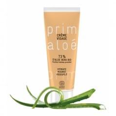 Crème Visage 73% d'Aloe Vera