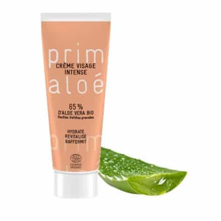 Crème Visage Intense 65% d'Aloe Vera