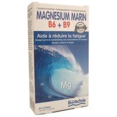 Magnésium Marin B6 B9