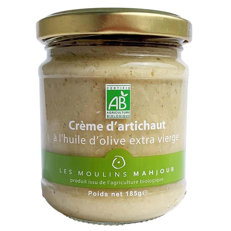 Les Moulins de Mahjoub Crème d'Artichaut 185 g Crème d'artichaut... par LeGuide.com Publicité
