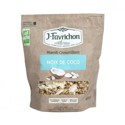 Muesli Noix de Coco
