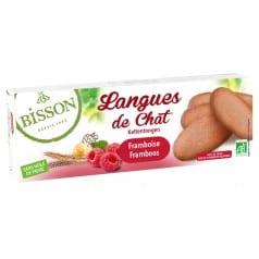Langues de Chat Framboise