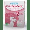 Prémichèvre 2ème Age de 6 à 12 mois.