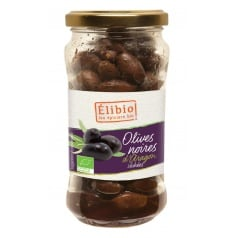 Olives Noires Séchées d'Aragon