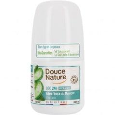 Déodorant peaux sensibles sans aluminium