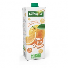 Tetra Pack Pur Jus d'Orange Bio