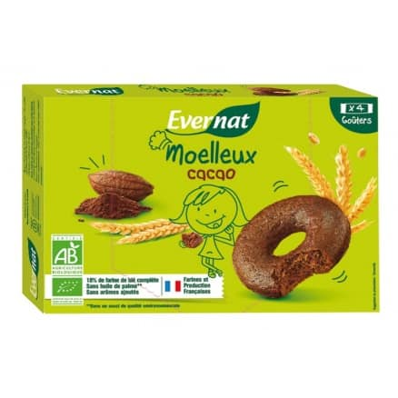 Moelleux Cacao