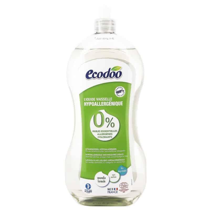 ecodoo  Ecodoo Liquide Vaisselle Hypoallergénique 1L 1 L  par LeGuide.com Publicité