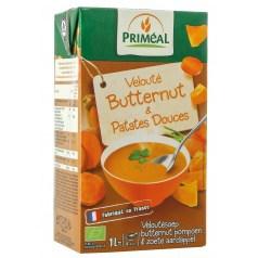 Velouté Butternut et Patate Douce 1L