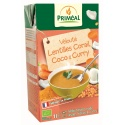 Velouté Lentilles Corail Coco Curry 1L