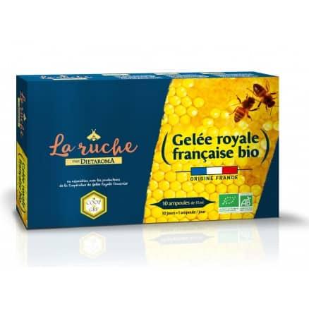 Gelée Royale Française 10 x 15ml