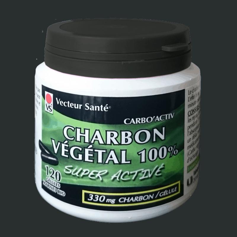 vecteur sante  Vecteur Santé Charbon Végétal Super Activé 100% Pur. x120... par LeGuide.com Publicité