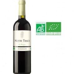 Notre Trace 2015 Vin Rouge Bordeaux