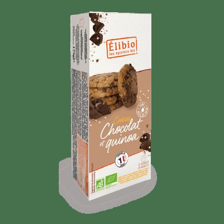 Cookies Chocolat et Quinoa