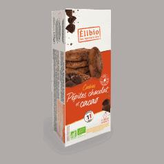 Cookies Pépites de Chocolat et Cacao