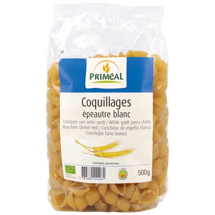 Coquillages Epeautre Blanc