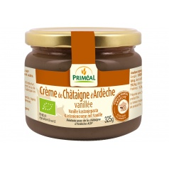 Crème de Châtaigne Vanillée