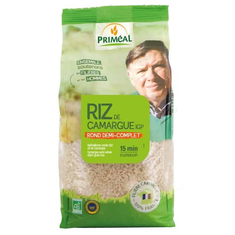 primeal  Priméal Riz de Camargue Rond Demi-Complet 1 kg Riz de Camargue... par LeGuide.com Publicité