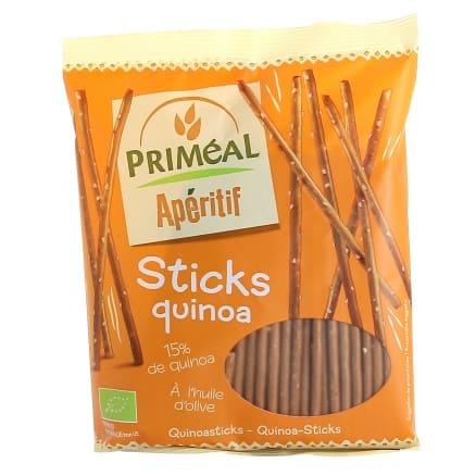 Sticks au quinoa