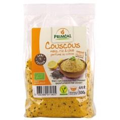 Couscous Maïs, Riz & Chia