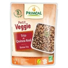 Le Petit Veggie Trio de Quinoa