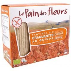 Tartines Craquantes Quinoa