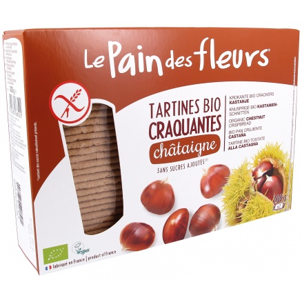 Tartines Craquantes Châtaigne