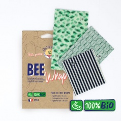 Bee Wrap 3 Tailles (s,m,l)