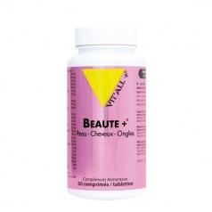 Beauté + (peau, cheveux, ongles)