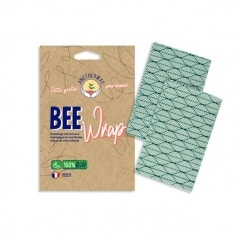 Bee Wrap 2x Taille M (25x28cm)