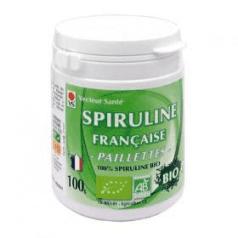 Spiruline Française Bio Paillettes