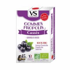 Gommes Propolis Cassis