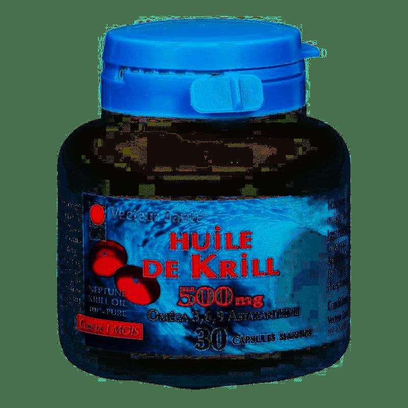 vecteur sante  Vecteur Santé Huile de Krill NKO 500mg x30 Une grande richesse... par LeGuide.com Publicité